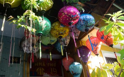 Tailor Me This: Getting Custom-Made Clothes in Hoi An