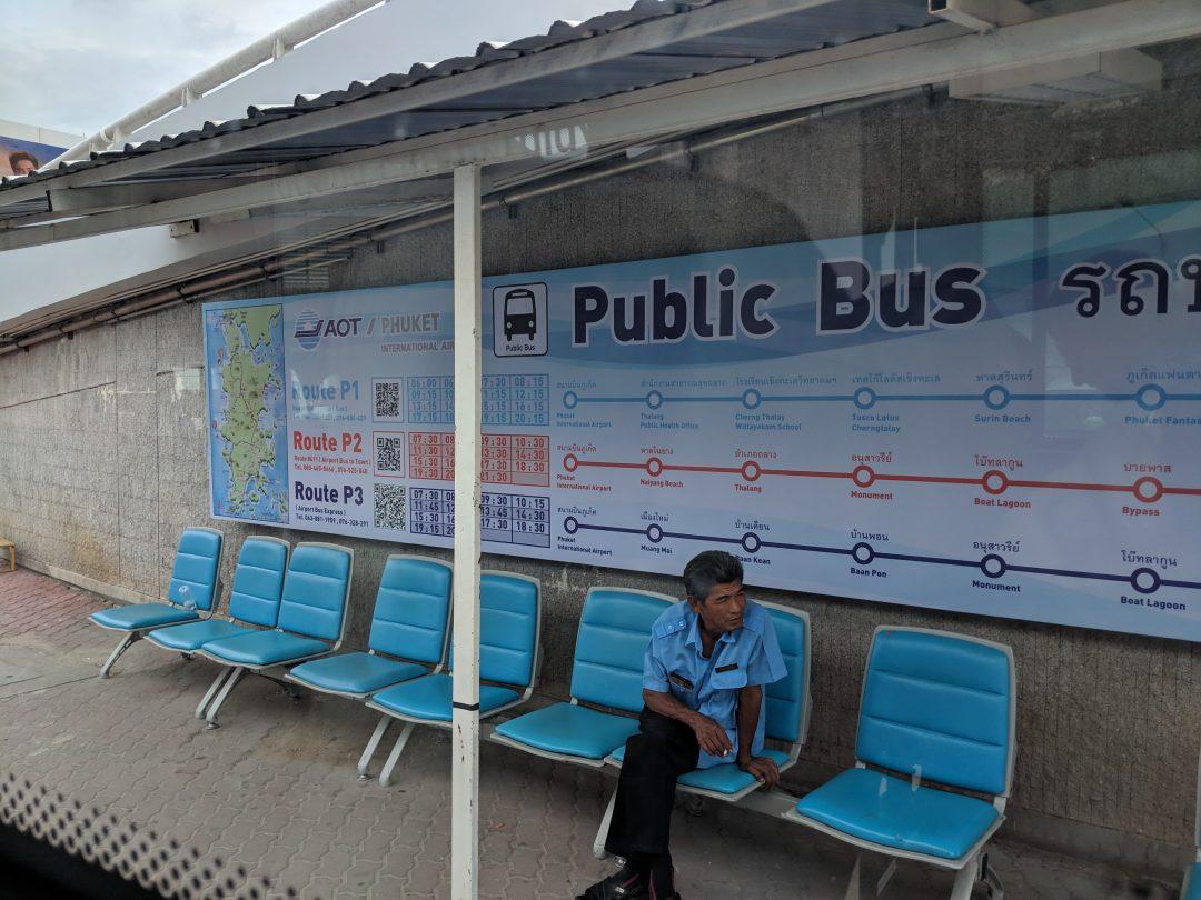 Phuket Smart Bus Airport Terminal