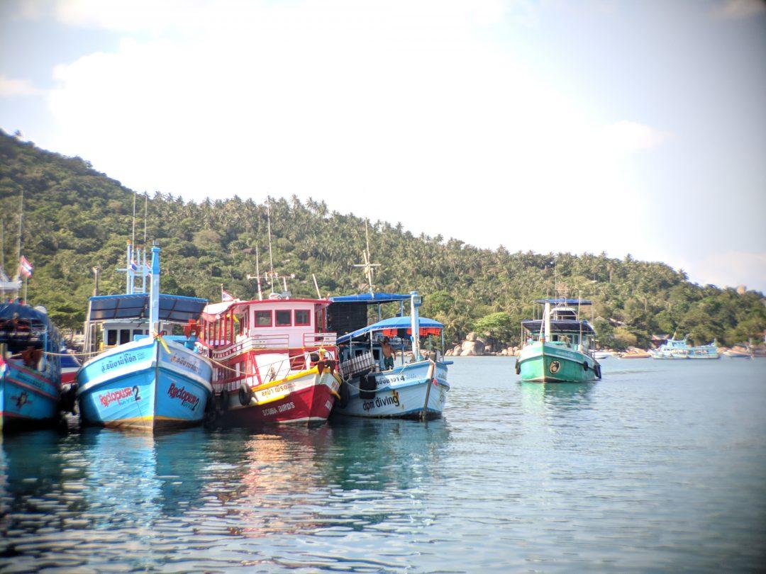 Junk Boats Thailand