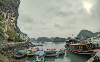 Cat Ba Island: Touring Ha Long Bay on a Budget