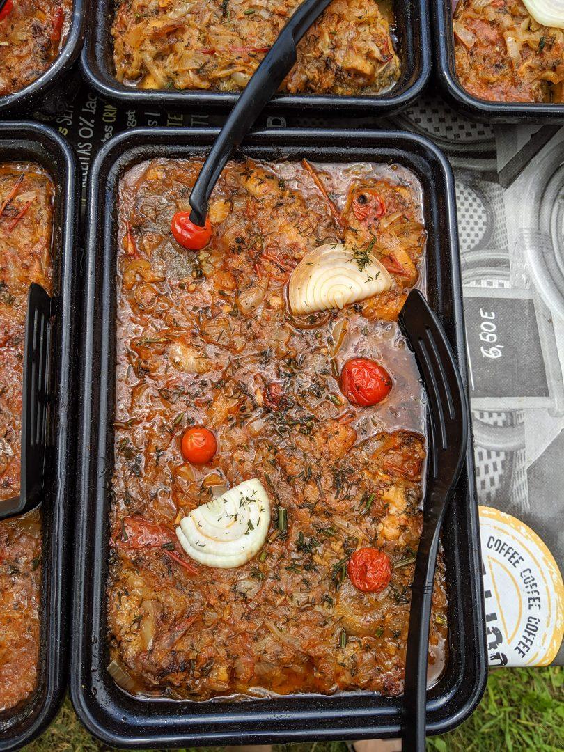 Danube Delta Tour Lunch Platter 2