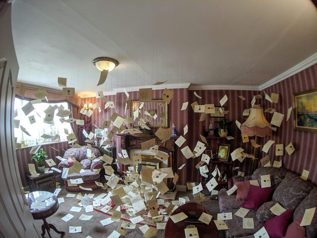 Envelopes for Harry Potter