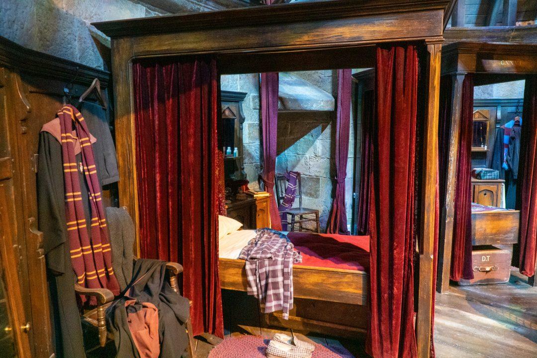Gryffindor Dormroom