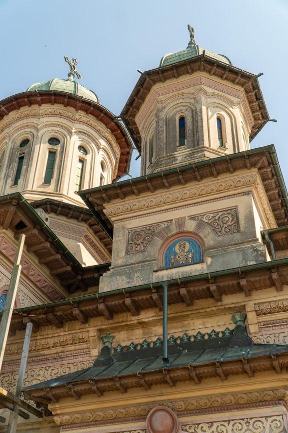 St. Nicholas Church in Sulina Romania