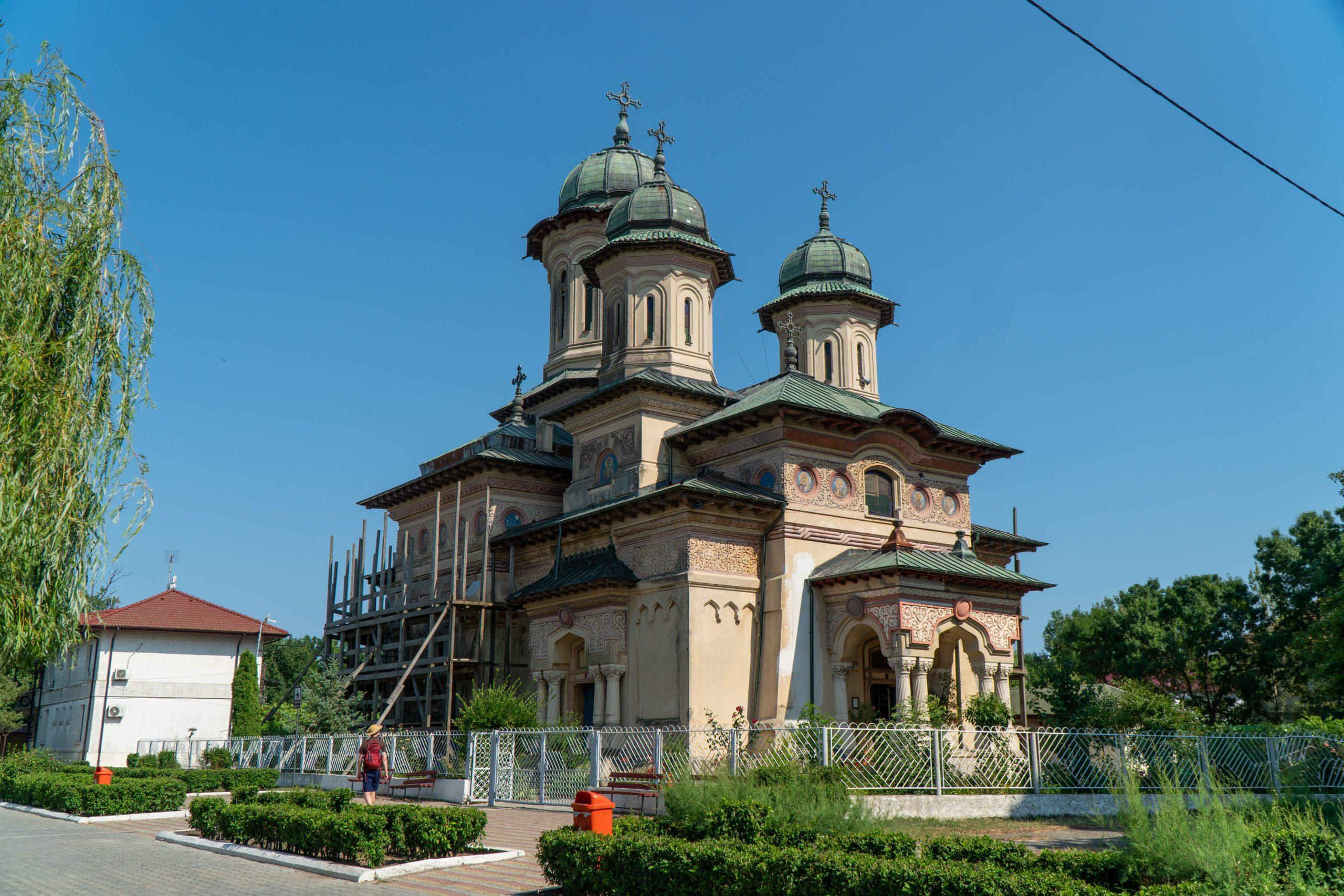 Saint Nicholas Church in Sulina