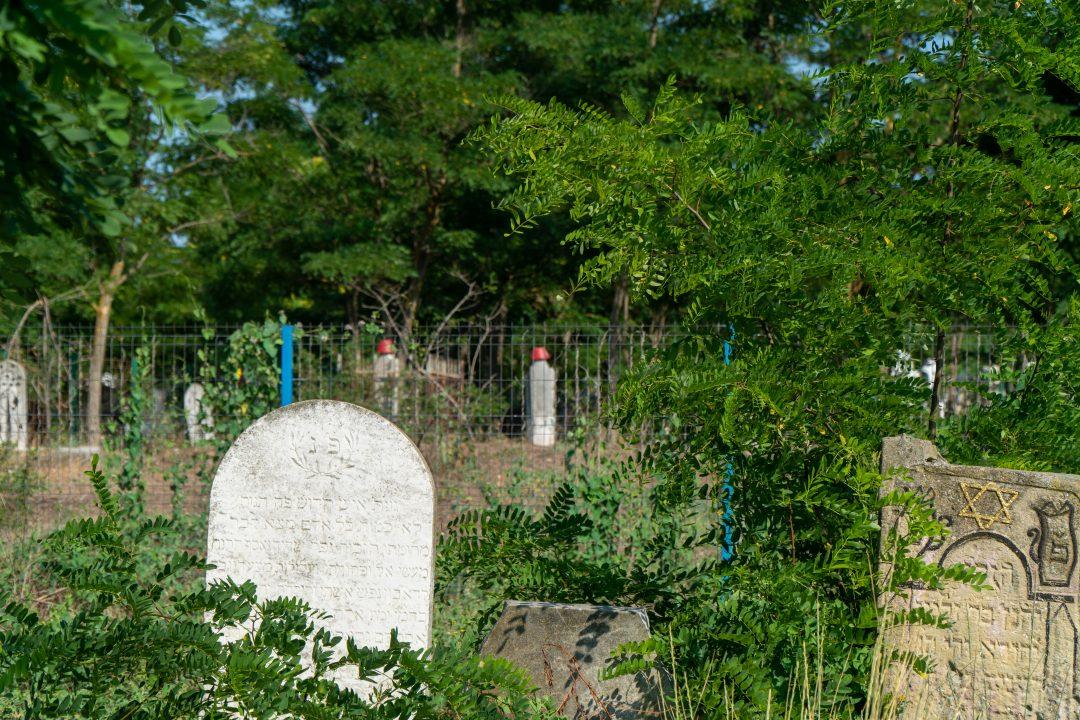 Sulina Cosmopolitan Cemetery Romania
