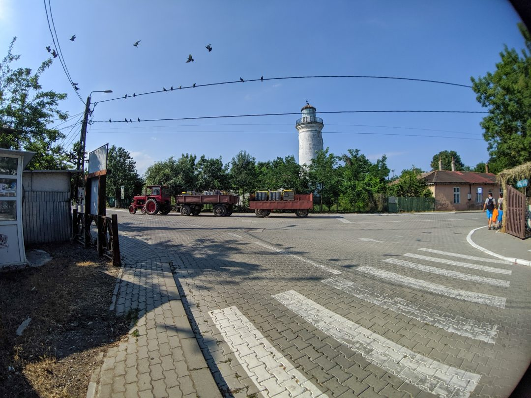 Sulina Lighthouse