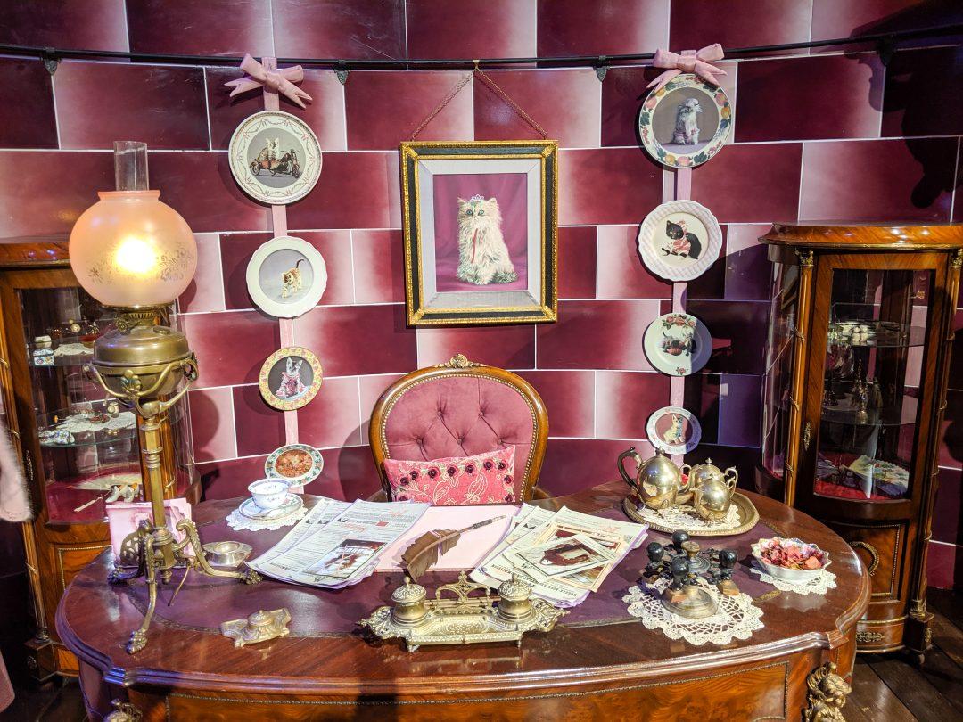 Professor Umbridge's Office