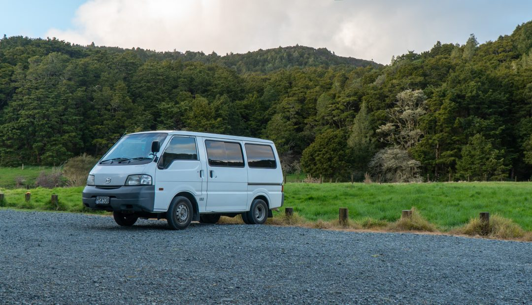 Buy a campervan. It's the best way to travel New Zealand