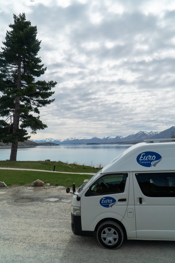 euro Campers Campervan in New Zealand