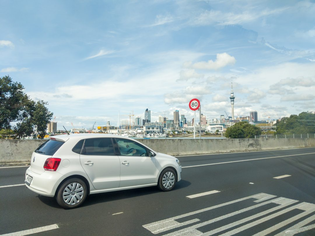 Renting a car is the best way to see New Zealand.