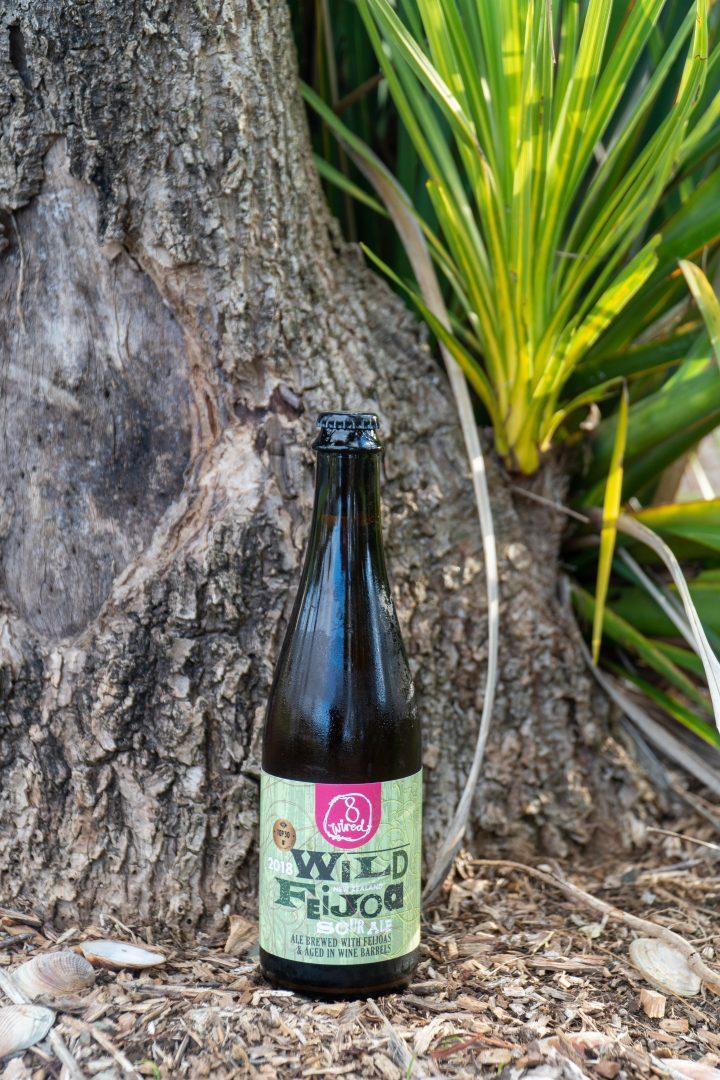 New Zealand Sour Ale Bottle Shot