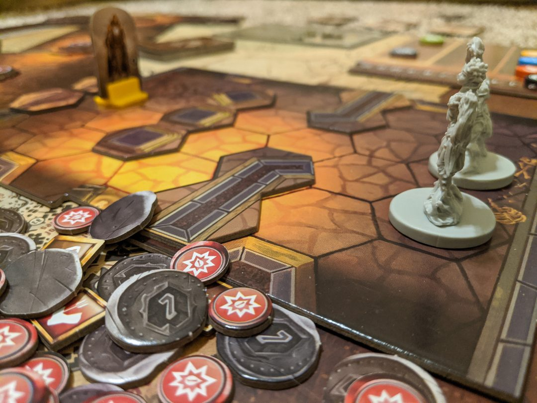 Gloomhaven campaign during covid-19
